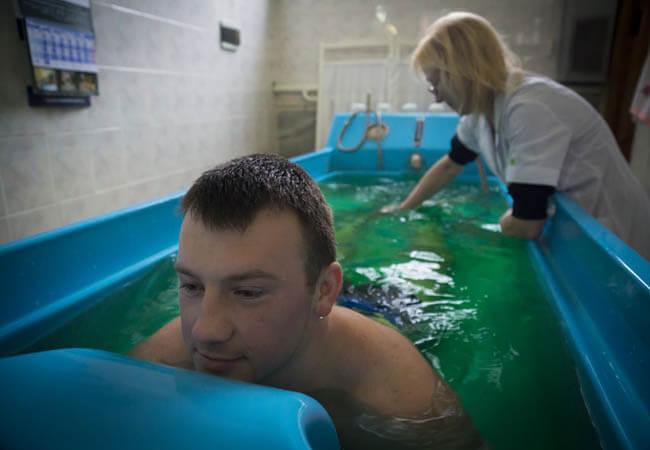 Ванны в Одессе