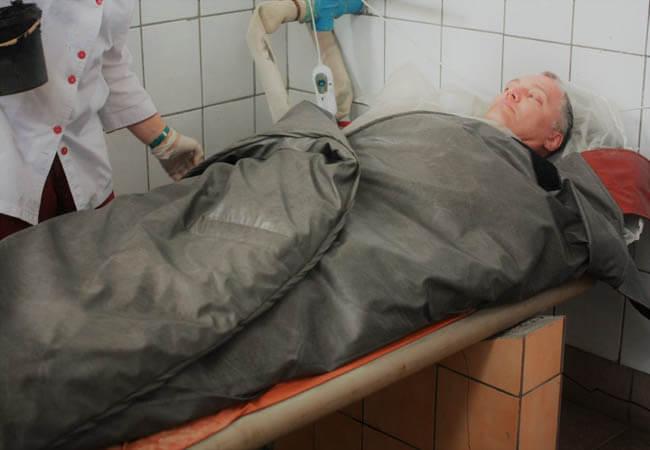 Запрет лечения в Одессе.