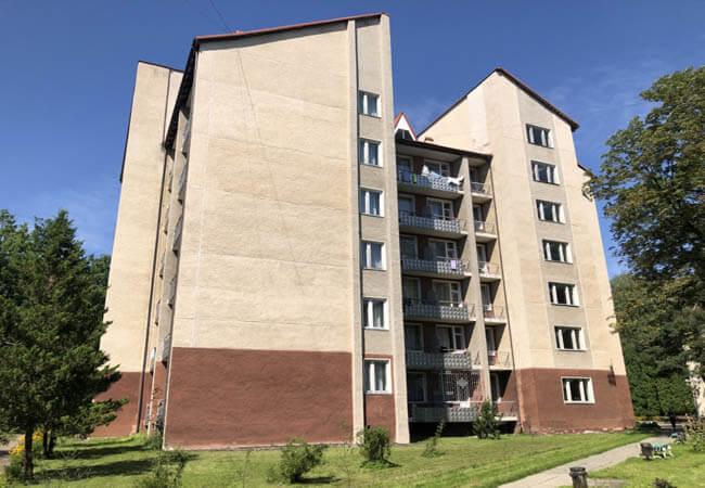 Жемчужина Прикарпатья Моршин - отделение.