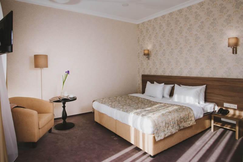 Отель Алькор Номер Полулюкс - Спальня.