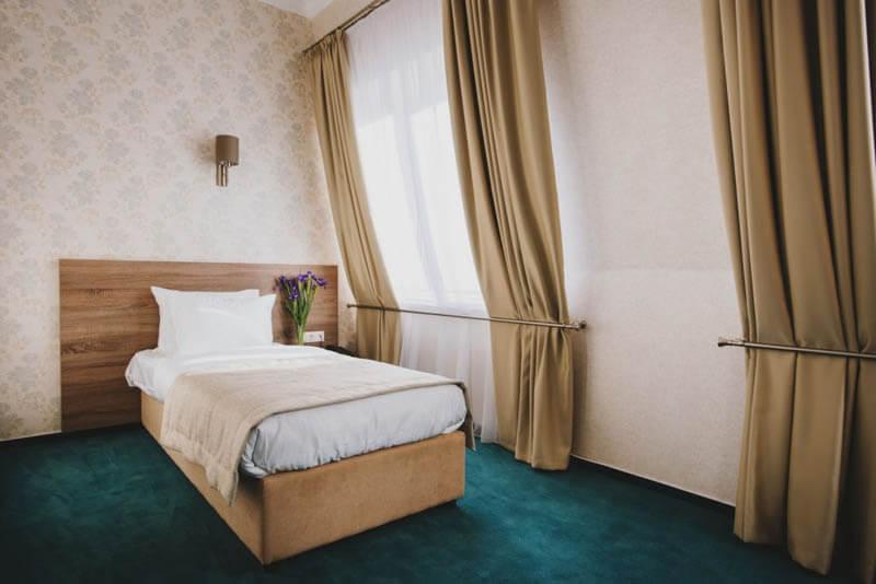 Отель Алькор Номер Стандарт 1.месн - Комната.