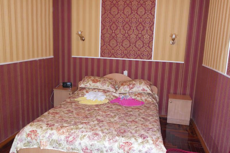 Номер Двухместный Фото - Кровать.