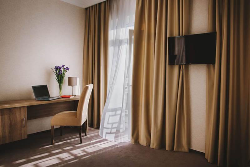 Отель Алькор Номер Стандарт 2.месн - Комната.