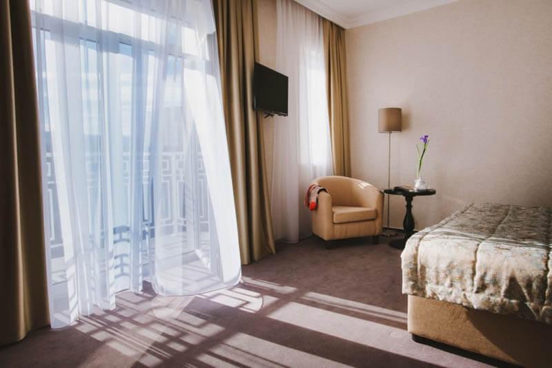 Отель Алькор Номер Стандарт 2.месн улучш. - Комната.