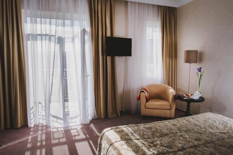 Отель Алькор Номер Стандарт 2.месн улучш. - Комплектация.
