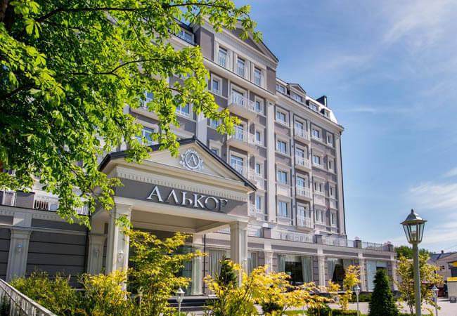 Отель Алькор в Трускавце