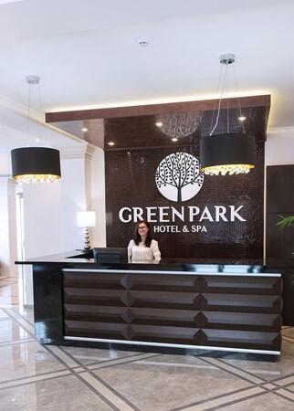 Отель Green Park Трускавец - Администрация.