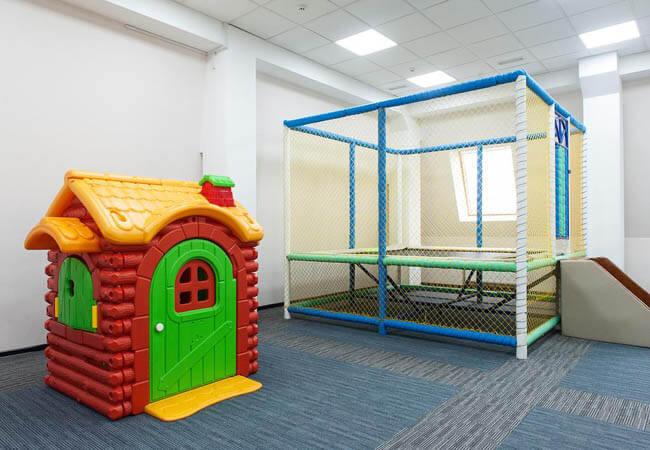 Отель Green Park Трускавец - Детская комната.