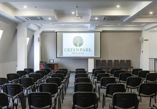 Отель Green Park Трускавец - Конференц зал.