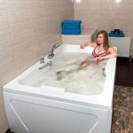 Отель Green Park Трускавец - Лечебная ванна.