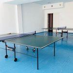 Санаторий Червона Калина - настольный тенис