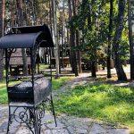 Санаторий Пролисок Фото - Мангал.