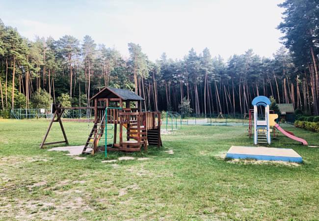 Санаторий Пролисок Фото - Детская площадка.