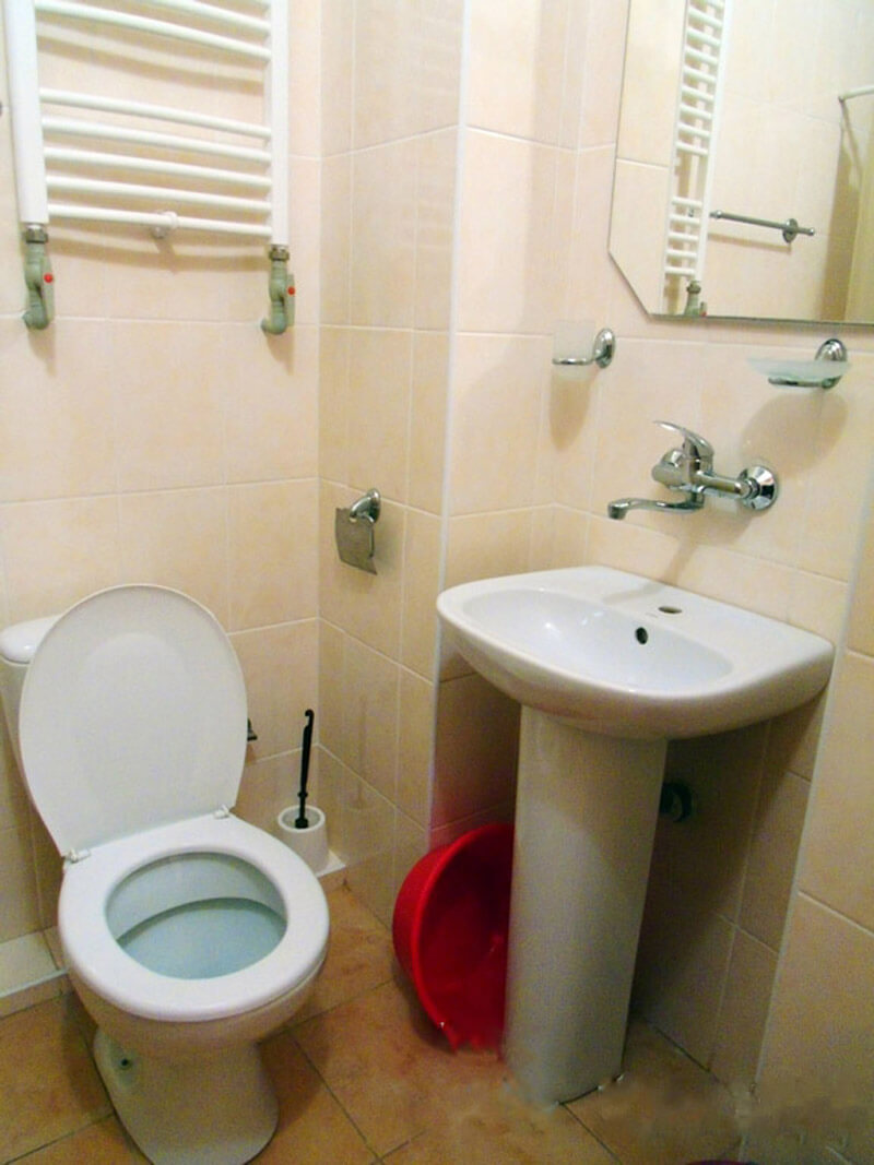Поляна Номер 2месн 2кат - Туалет.