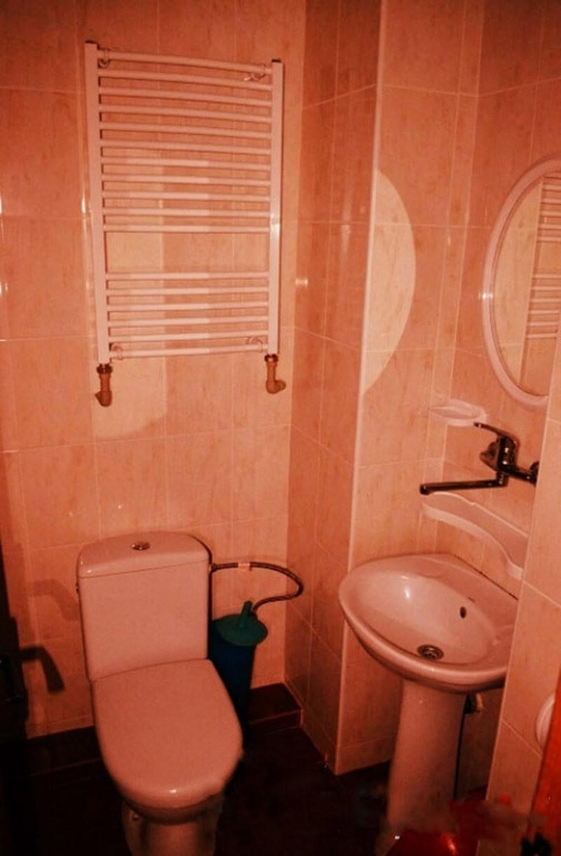 Поляна Номер 2месн 3кат - Туалет.