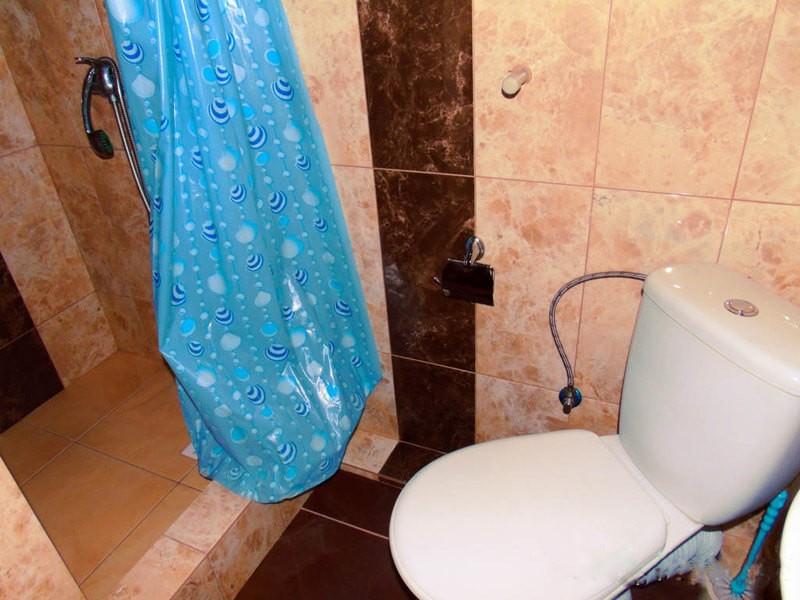Поляна Номер Одноместный ПК - Туалет.