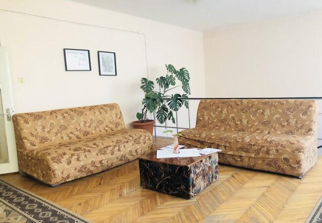 Санаторий Поляна - Диваны.