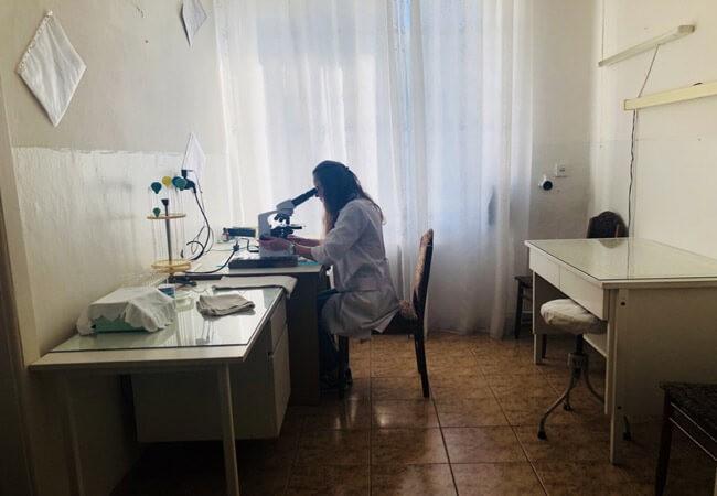 Санаторий Поляна Закарпатье - исследования.