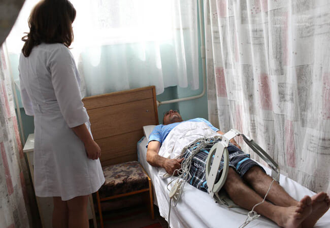 Санаторий Шаян - Терапия.