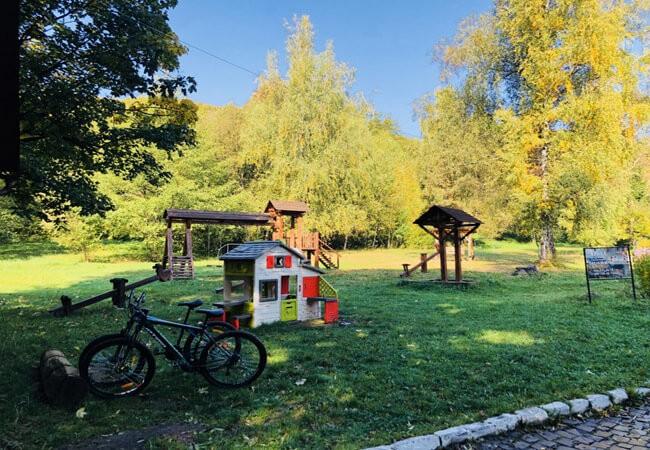 Санаторий Синяк Фото - Велосипеды.