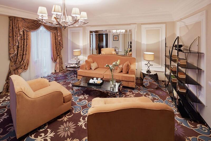 Edem Resort Номер 2ком Люкс - Мебель.
