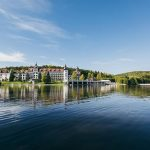 Edem Resort Львов Фото - Озеро.