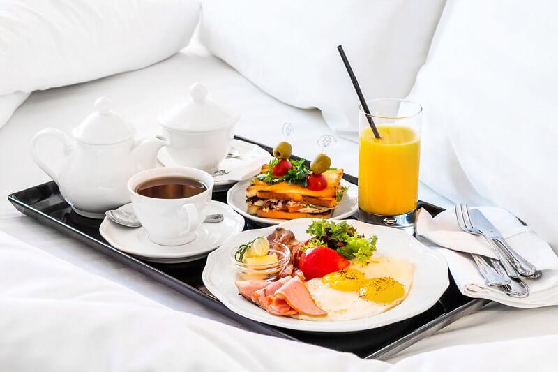 Edem Resort Номер Стандарт - Питание.