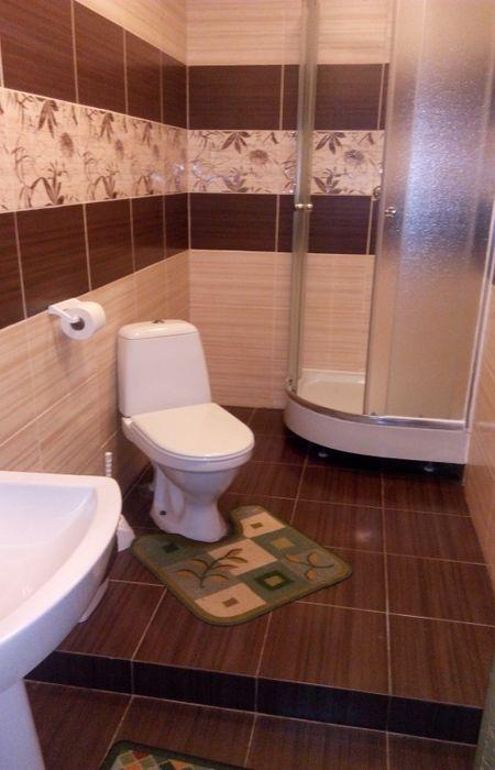 Белая Акация Номер Люкс - туалет.
