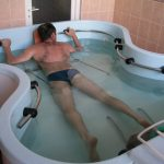 Санаторий Белая Акация Фото - Лечебная ванна.