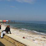 Санаторий Белая Акация Фото - Море.