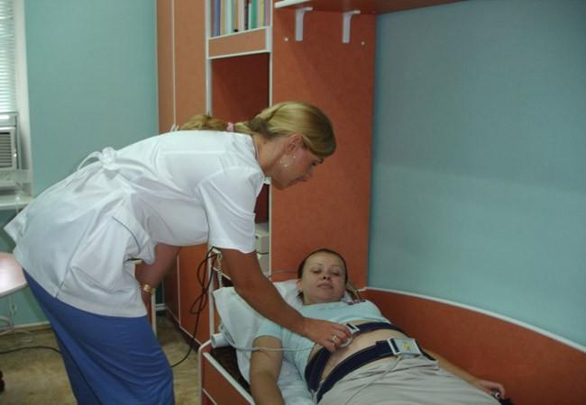Санаторий Белая Акация Фото - Процедура.