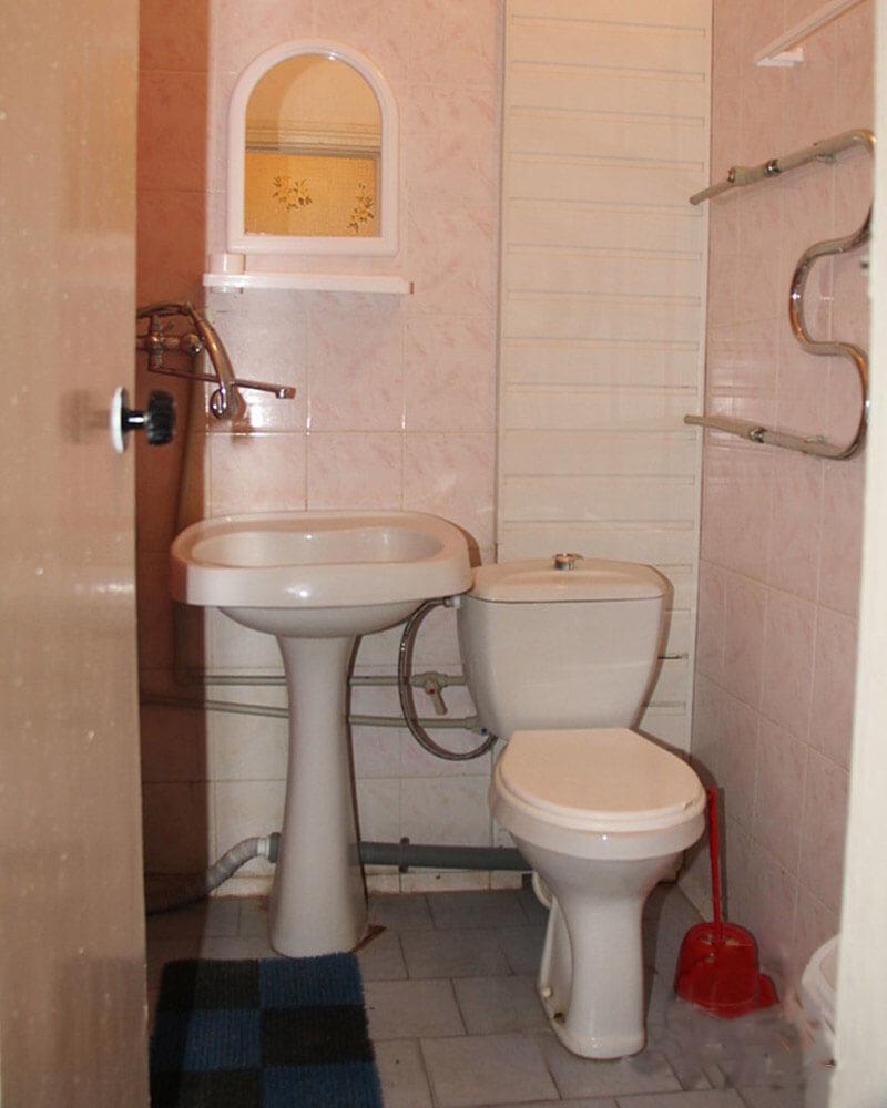 Санаторий Бердянск Номер Стандарт 2месн - Туалет.