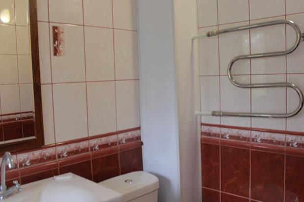 Санаторий Роща Номер VIP - туалет.