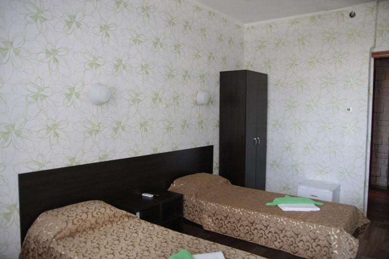 Одесский Номер Стандарт улучшенный - Спальня.