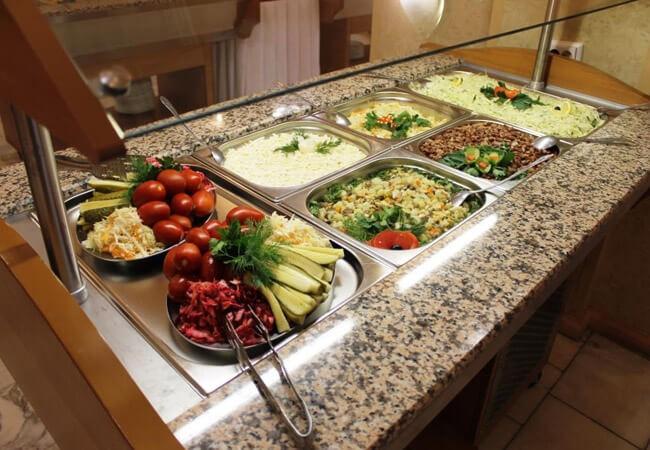 Питание в Бердянске