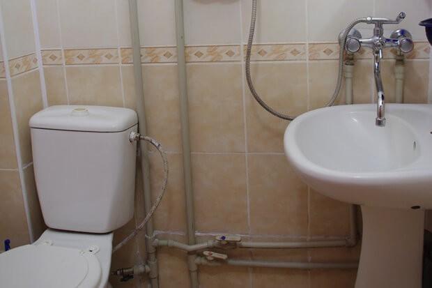 Санаторий Роща Реабилитация - Туалет.