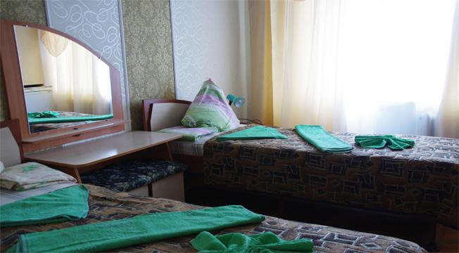 Санаторий Роща Реабилитация - Спальня.