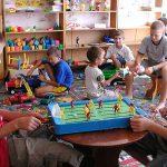 Санаторий Лазурный Бердянск - Детская комната.