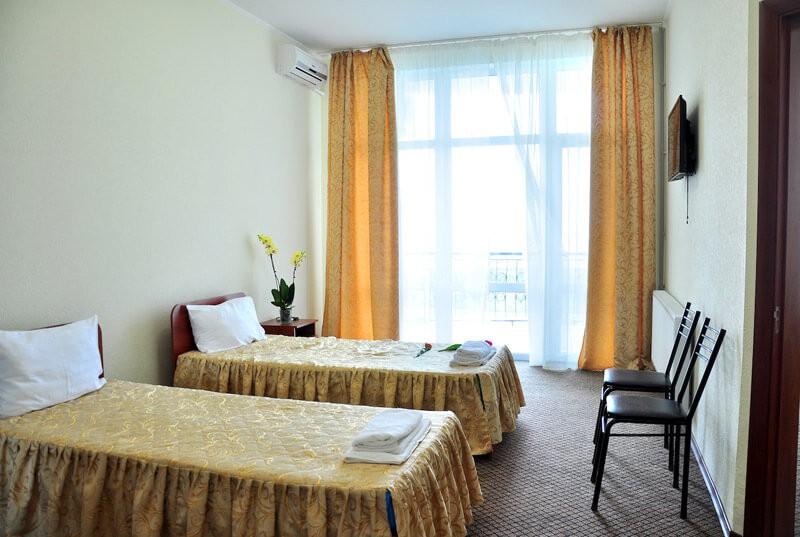 Стандарт 2-комнатный - Кровати