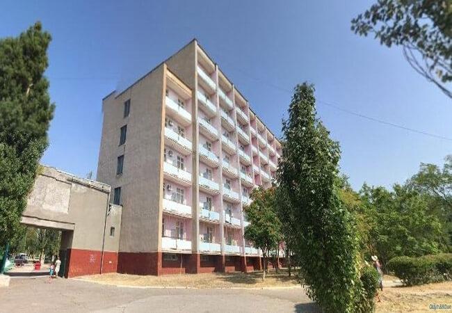 Санаторий Бердянск Фото - Корпус 2.