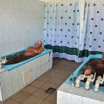Санаторий Нефтехимик Бердянск Фото - Лечебные ванны.