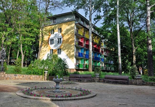 Санаторий Роща Песочин - Парк.