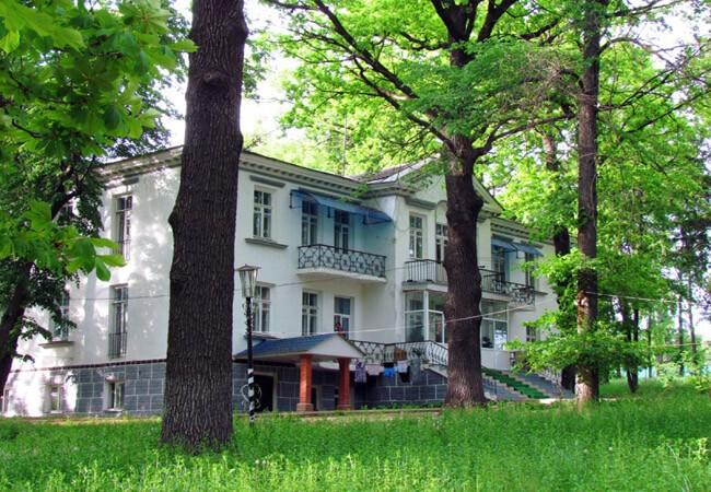 Санаторий Роща Песочин - Корпус.
