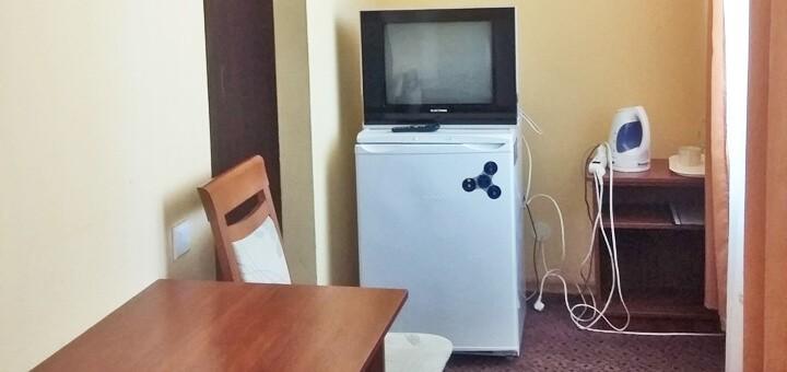 Санаторий Шкло Стандарт 1месн - Холодильник.
