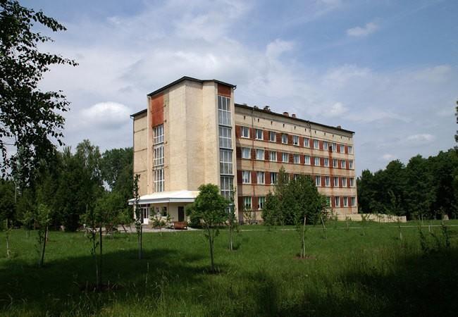 Санаторій Шкло Фото - Корпус.