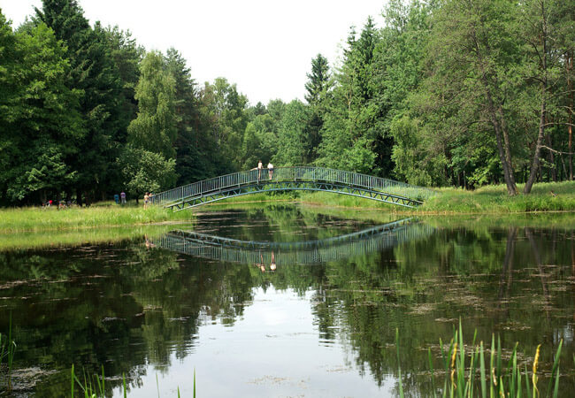 Санаторій Шкло Фото - Озеро.