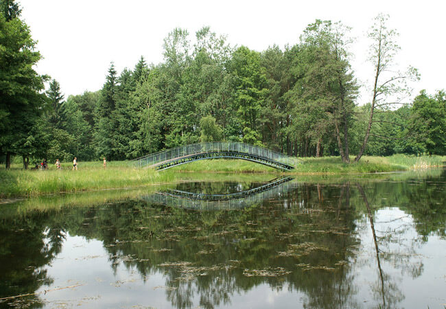 Санаторій Шкло Фото - Мост.