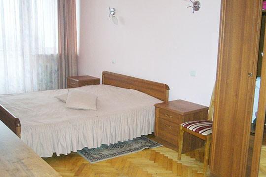 Санаторий Жовтень Номер Стандарт - Кровать.