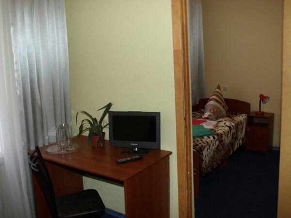 Берминводы Эконом+ Фото - Кровать.