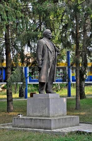 Санаторий Берминводы Фото - Памятник